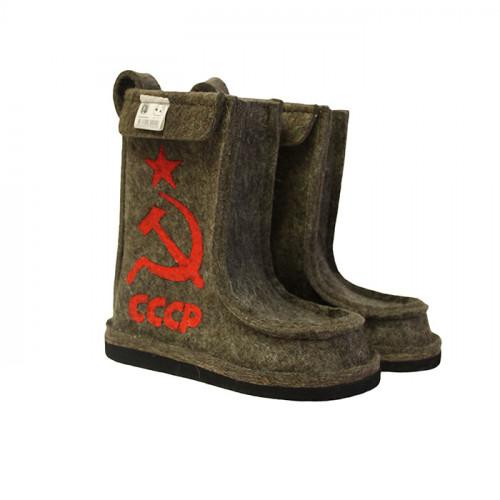 """Полувалеши М дизайнерские """"СССР"""""""