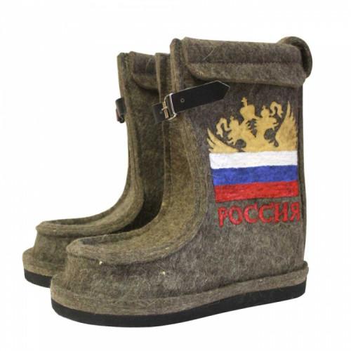 """Полувалеши М дизайнерские """"Россия"""""""