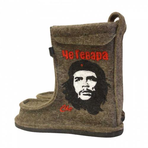 "Полувалеши М дизайнерские ""Че Гевара"""